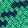 Braided Web Belt - Augusta Green Color Swatch Image