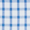 Castle Bay Check Hadley Popover - Dutch Blue Color Swatch Image