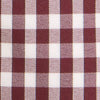 Centerline Gingham Intercoastal Performance Sport Shirt - Black Cherry Color Swatch Image