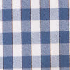 Centerline Gingham Intercoastal Performance Sport Shirt - Madras Blue Color Swatch Image