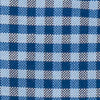 Channel Marker Gingham Sport Shirt - Hurricane Blue Color Swatch Image