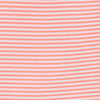 Coral Ombre Striped Swim Short - Sunkist Coral Color Swatch Image
