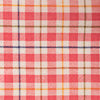 Course Plaid Oxford Sport Shirt - Rouge Red Color Swatch Image