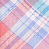 Del Rio Plaid Tie - Portside Color Swatch Image