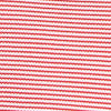 Jack Striped Performance Polo Shirt - Roman Red Color Swatch Image