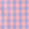 Dunecrest Gingham Intercoastal Performance Sport Shirt - Tango Pink Color Swatch Image