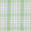 Duneside Plaid Intercoastal Performance Shirt - Sage Green Color Swatch Image