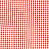 Auburn Tigers Gingham Button Down Shirt - Endzone Orange Color Swatch Image