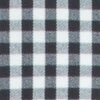 Georgia Bulldogs Gingham Button Down Shirt - Black Color Swatch Image