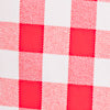 Gameday Intercoastal Hadley Popover Shirt - Varsity Red Color Swatch Image