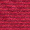 Micro Striped Gameday Performance Dress - Chianti Color Swatch Image