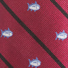 Gameday Skipjack Bow Tie - Chianti Color Swatch Image