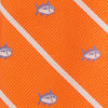 Gameday Skipjack Bow Tie - Endzone Orange Color Swatch Image