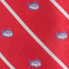 Gameday Skipjack Bow Tie - Varsity Red Color Swatch Image