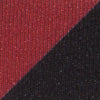 Gameday Skipjack Sunglass Straps - Chianti and Black Color Swatch Image