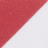 Gameday Skipjack Sunglass Straps - Crimson and White Color Swatch Image