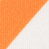 Gameday Skipjack Sunglass Straps - Rocky Top Orange and White Color Swatch Image