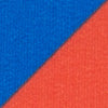 Gameday Skipjack Sunglass Straps - University Blue and Endzone Orange Color Swatch Image