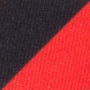 Gameday Skipjack Sunglass Straps - Varsity Red and Black Color Swatch Image