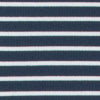 Auburn Tigers Striped Polo Shirt - Navy Color Swatch Image