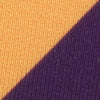 Gameday Sunglass Straps - Regal Purple and Sunglow Color Swatch Image
