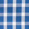 Gingham Intercoastal Hadley Performance Popover - Blue Night Color Swatch Image