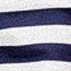 Jodie French Terry Stripe Short - Nautical Navy Color Swatch Image