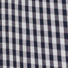 Kamryn brrr® Intercoastal Gingham Shirt Dress - Nautical Navy Color Swatch Image