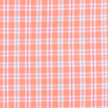 Linkside Plaid Intercoastal Performance Shirt - Shell Pink Color Swatch Image