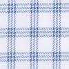 Live Oak Check Sport Shirt - Dutch Blue Color Swatch Image