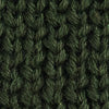 Mens Knit Beanie - Forest Color Swatch Image