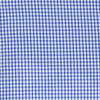 Micro Gingham Intercoastal Performance Sport Shirt - Blue Cove Color Swatch Image