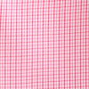 Micro Tattersall brrr® Intercoastal Performance Sport Shirt - Fresco Pink Color Swatch Image