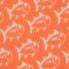 Mini Skipjack Sunglass Strap - Island Orange Color Swatch Image