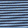 Portola Striped Performance Quarter Zip Pullover - Endless Blue Color Swatch Image