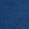 Reversible Skipjack Tonal Bath Rug - Cobalt Blue Color Swatch Image