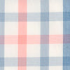 Rivercourse Plaid Intercoastal Sport Shirt - Ash Blue Color Swatch Image