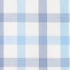Rivercourse Plaid Intercoastal Sport Shirt - Colony Blue Color Swatch Image
