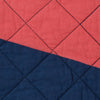 Sailor Striped Quilt - Multi Color Swatch Image