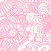 Seapine Floral Quilted Sham - Lemonade Pink Color Swatch Image