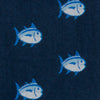 Skipjack Boxer - True Navy Color Swatch Image