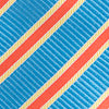 Society Stripe Tie - Sail Blue Color Swatch Image