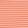 Driver Striped brrr Performance Polo Shirt - Tangerine Color Swatch Image