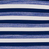 Driver Striped brrr® Performance Polo Shirt - Blue Night Color Swatch Image