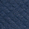 Sundown Quilted Quarter Zip Pullover - Heather True Navy Color Swatch Image