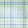 Surfscoter Plaid Sport Shirt - Sage Green Color Swatch Image