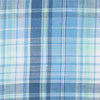 Surfwatch Plaid Sport Shirt - Ocean Channel Color Swatch Image