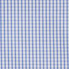 Watermark Tattersall Button Down Shirt - Sail Blue Color Swatch Image