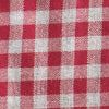 Wharf Heathered Gingham Button Down Shirt - Chili Pepper Color Swatch Image