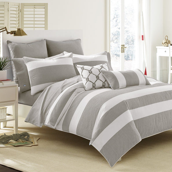 Breakwater Seersucker Comforter Set